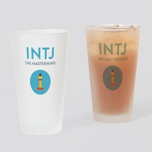 INTJ Drinking Glass